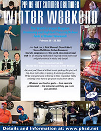 PHSD Winter Weekend